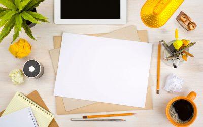 Az iroda legkisebb elemei, az írószerek