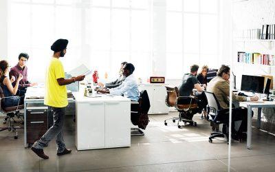Hódítanak a modern irodák