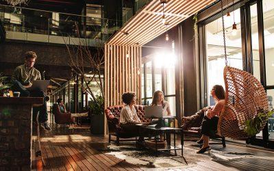 5 érv, amiért fontos az irodai közösségi tér