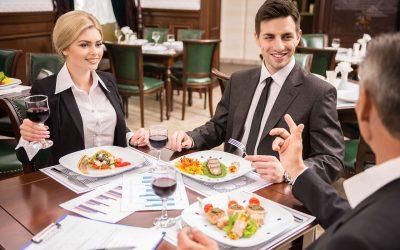 Üzleti ebéd a láthatáron? Így szervezheti meg hatékonyan