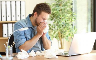 Tiszta levegőt az irodába az allergiaszezon idején