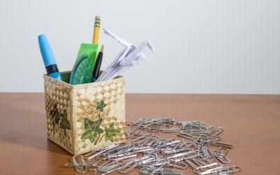 Tarts rendet otthoni irodádban a legjobb írószertartók segítségével!