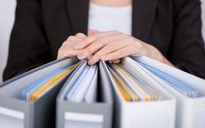 Így segítenek rendet tartani home office-ban az emelőkaros iratrendezők